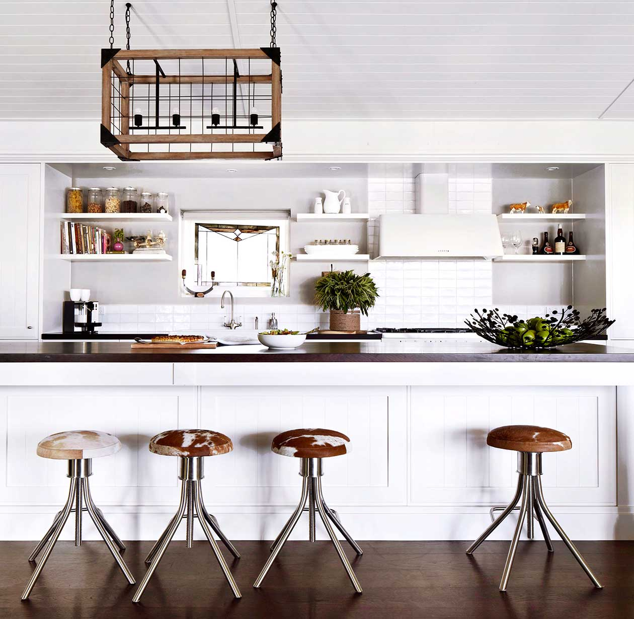 Featured on Houzz in a Cafe Special Danielle Trippett Interior Design